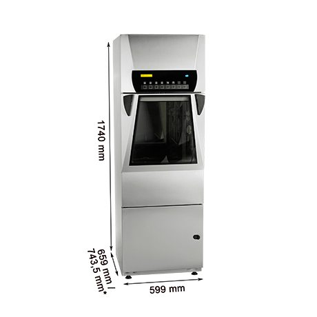 IWD 2211 LAB - Compact Capacity Washer