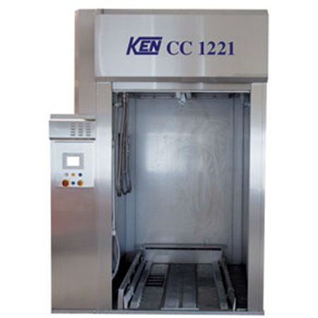 KEN-CC-1221 Food Container Washer - Sterval